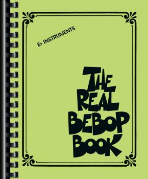 The Real Bebop Book (Eb Edition) (HL-00295069)