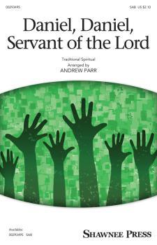 Daniel, Daniel, Servant of the Lord (HL-00293495)