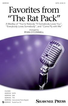 Favorites from the Rat Pack (HL-00298183)