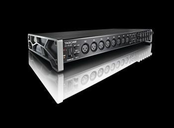 TASCAM 16x8 Channel USB Audio/MIDI Interface (HL-00350847)