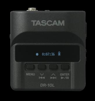 TASCAM DR-10l Micro Linear Recorder (HL-00350846)