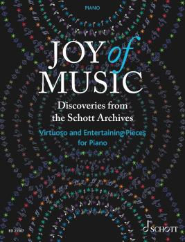Joy of Music: Discoveries from the Schott Archives: Virtuoso and Enter (HL-49046497)