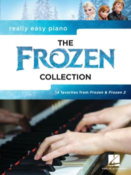 Really Easy Piano - The Frozen Collection (HL-00329678)