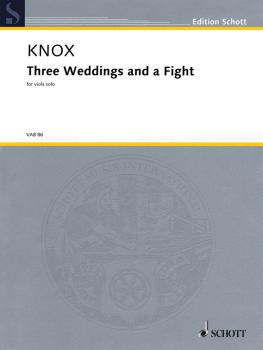 Three Weddings and a Fight (Viola Solo) (HL-49044359)
