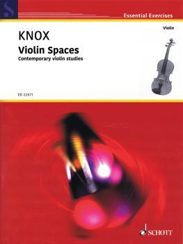 Violin Spaces Vol. 1: Contemporary Violin Studies (HL-49046112)