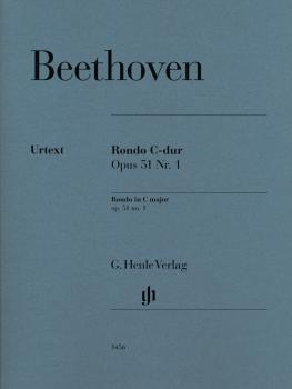 Rondo in C Major, Op. 51, No. 1 (for Piano) (HL-51481456)