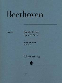 Rondo in G Major, Op. 51, No. 2 (for Piano) (HL-51481457)