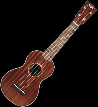 LUS-5 All-Solid Mahogany Concert-Neck Soprano Ukulele (HL-03715043)