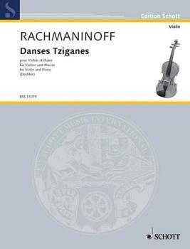 Danses Tsiganes (Violin and Piano) (HL-49000907)