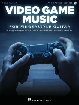 Video Game Music (For Fingerstyle Guitar) (HL-00294410)