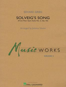 Solveig's Song (from Peer Gynt Suite No. 2) (HL-04006657)