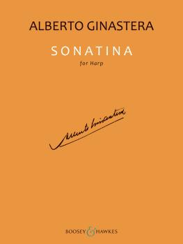Sonatina for Harp (HL-48024855)