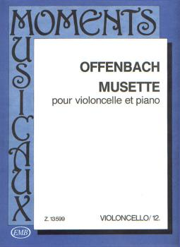 Musette (Cello and Piano) (HL-50510813)