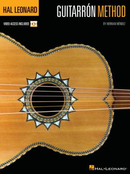 Hal Leonard Guitarrón Method (HL-00279537)