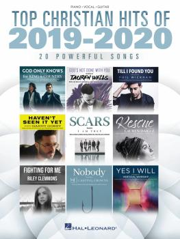 Top Christian Hits of 2019-2020 (HL-00334222)