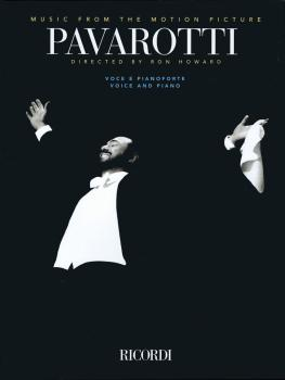 Pavarotti: Music from the Motion Picture (HL-50602300)