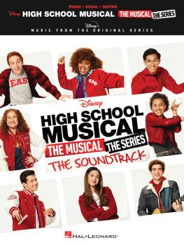 High School Musical: The Musical: The Series: The Soundtrack: Music fr (HL-00345571)