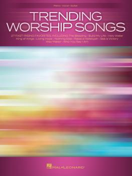 Trending Worship Songs: 27 Fast-Rising Favorites (HL-00346008)