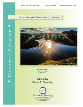 The Lord Is My Light: Sacred Solos for Service and Celebration (HL-00355089)