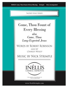 Come, Thou Fount of Every Blessing (HL-00355100)