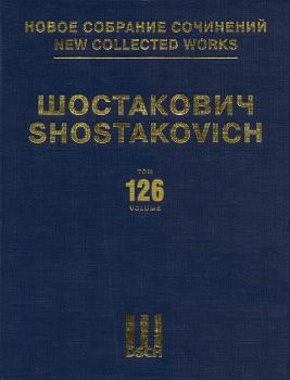 Film Music: New Collected Works of Dmitri Shostakovich - Volume 126 (HL-50486253)