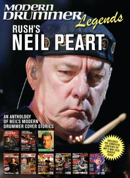 Modern Drummer Legends: Rush's Neil Peart: An Anthology of Neil's Mode (HL-00356664)