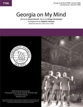 Georgia on My Mind (HL-00357088)