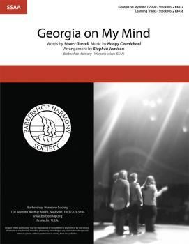 Georgia on My Mind (HL-00357089)