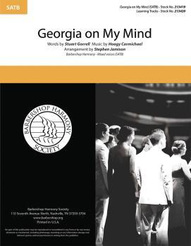 Georgia on My Mind (HL-00357090)
