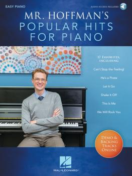 Mr. Hoffman's Popular Hits for Piano (HL-00274979)