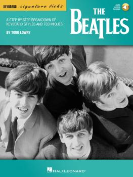 The Beatles: Keyboard Signature Licks (HL-00329683)