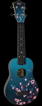Sakura Soprano Ukulele with Standard Neck: Travel Series - Model TUS32 (HL-00345626)