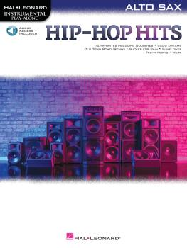 Hip-Hop Hits (for Alto Sax) (HL-00328210)