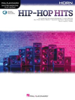 Hip-Hop Hits (for Horn) (HL-00328213)