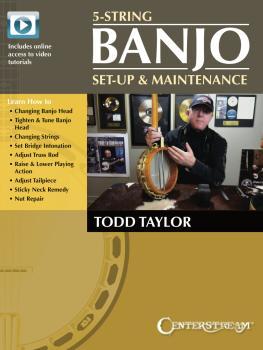5-String Banjo Setup & Maintenance (HL-00346349)
