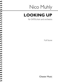 Looking Up: SATB & Orchestra Full Score (HL-00277281)