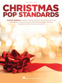 Christmas Pop Standards (22 Holiday Favorites) (HL-00348998)