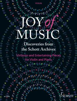 Joy of Music - Discoveries from the Schott Archives: Virtuoso and Ente (HL-49046498)