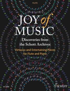 Joy of Music - Discoveries from the Schott Archives: Virtuoso and Ente (HL-49046499)