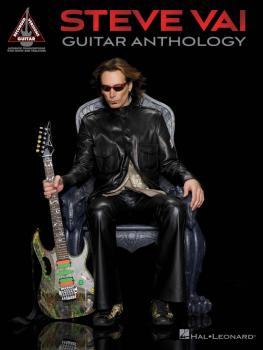 Steve Vai - Guitar Anthology (HL-00156024)