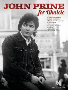 John Prine for Ukulele (HL-00350075)