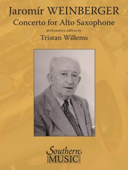 Alto Saxophone Concerto (Revised): Alto Sax and Piano Reduction (HL-00298123)