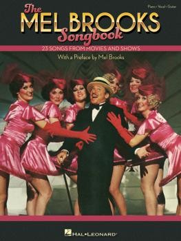 The Mel Brooks Songbook: 23 Songs from Movies and Shows (HL-00324128)
