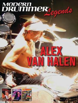 Modern Drummer Legends: Alex Van Halen (HL-00361152)