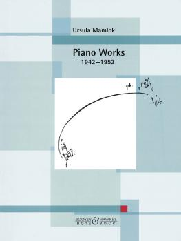 Piano Works 1942-1952 (HL-48024679)