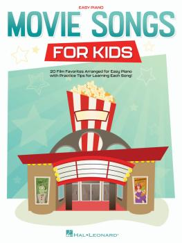 Movie Songs for Kids (HL-00348349)