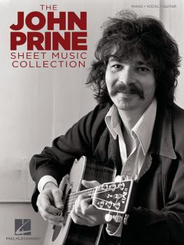 The John Prine Sheet Music Collection (HL-00350003)