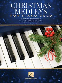 Christmas Medleys for Piano Solo (HL-00350572)