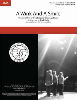 A Wink and a Smile (HL-00361852)