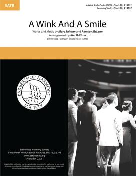 A Wink and a Smile (HL-00361853)